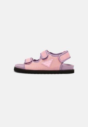 RESORT - Sandals - baby pink lavender
