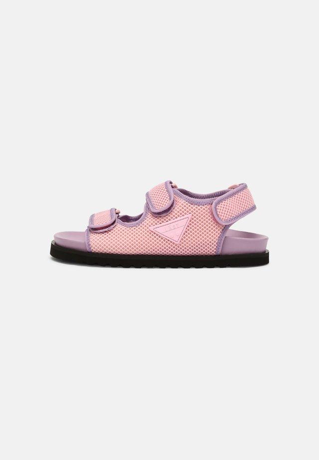 RESORT - Sandały - baby pink lavender