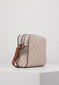 Tamaris - ANASTASIA CLASSIC - Across body bag - taupe - 4