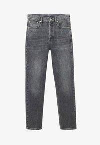 Mango - Straight leg jeans - denim grey - 0