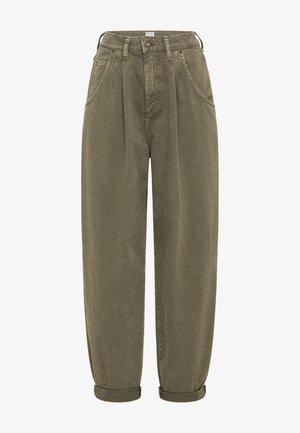 Jeans Straight Leg - grün