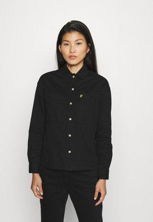 Skjorte - jet black