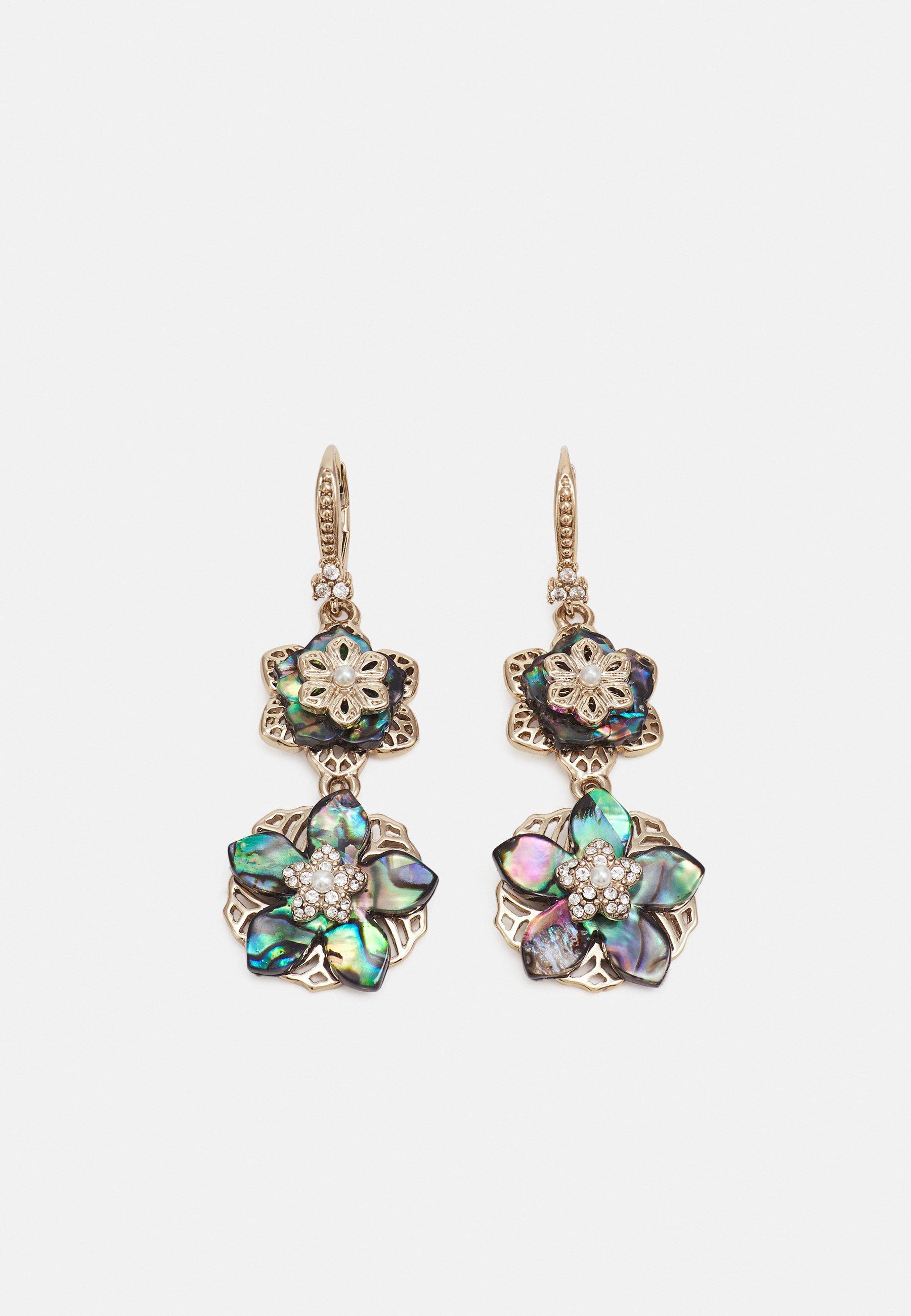 Women FLOWER DROP - Earrings