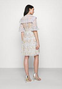 Needle & Thread - REVERIE ROSE MINI DRESS - Cocktail dress / Party dress - blue mist - 2