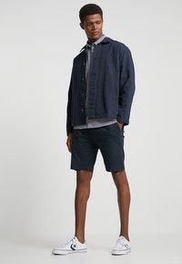 Pier One - Shorts - dark blue - 1