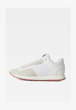 CALOW - Sneakers laag - white wp