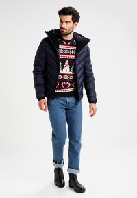 Pier One - Jumper - navy - 1