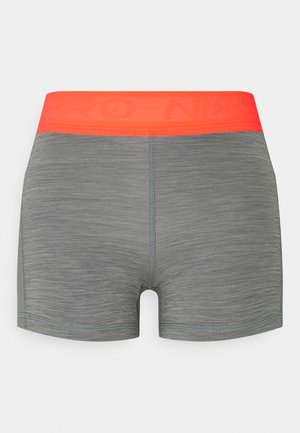 SHORT FEMME  - Medias - smoke grey/heather/bright mango/white