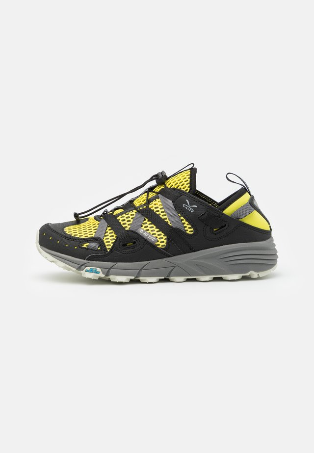 V-LITE RAPID - Obuwie hikingowe - aurora/cool grey/black