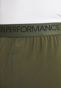 Calvin Klein Performance - SHORT - Sports shorts - green - 3
