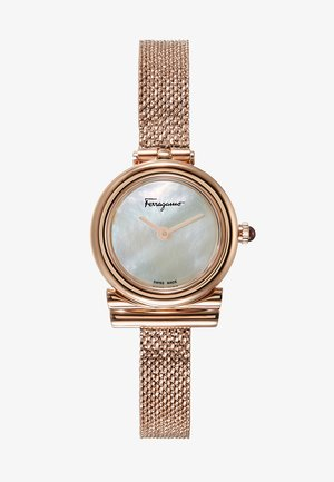 GANCINI WOMEN BRACELET - Watch - rosegold-coloured