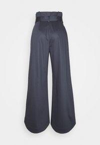 BLANCHE - FIERA SUMMER PANTS - Pantalon classique - graphite - 1
