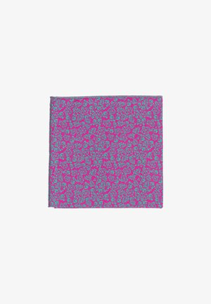 UNICORN FIORE - Lommetørklæde - pink/türkis