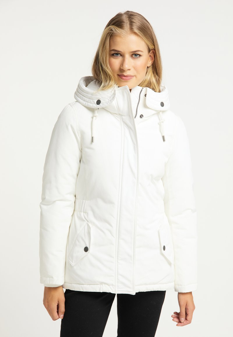 usha - Winter jacket - wollweiss