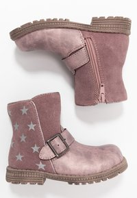Friboo - Winter boots - berry - 0