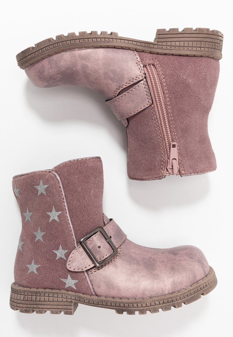 Friboo - Winter boots - berry