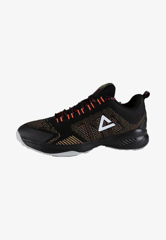 Basketball shoes - schwarz - rot