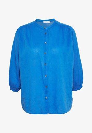 CHERRY - Button-down blouse - bluebird