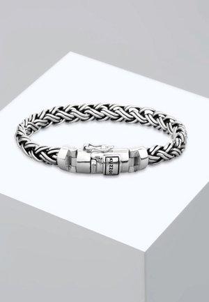 CHUNKY - Armband - silver