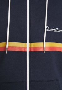 Quiksilver - EVERYDAY SCREEN ZIP - Zip-up hoodie - navy blazer - 7