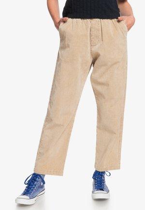 SAND LAKES  - Trousers - elmwood