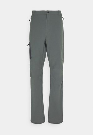 TRIPLE CANYON PANT - Ulkohousut - city grey/shark