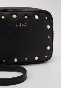 LIU JO - CROSSBODY NERO - Across body bag - nero - 2