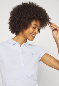 Tommy Hilfiger - SHORT SLEEVE SLIM - Polo - bliss blue - 3