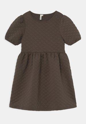 VIOLA DRESS - Jersey dress - olive