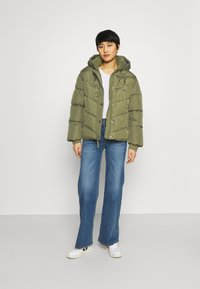 GAP - PUFFER  - Winter jacket - greenway - 1