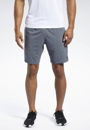 WORKOUT READY SHORTS - kurze Sporthose - grey