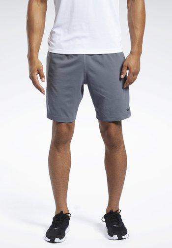 WORKOUT READY SHORTS - Sports shorts - grey