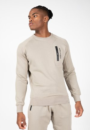 NEWARK  - Sweater - beige