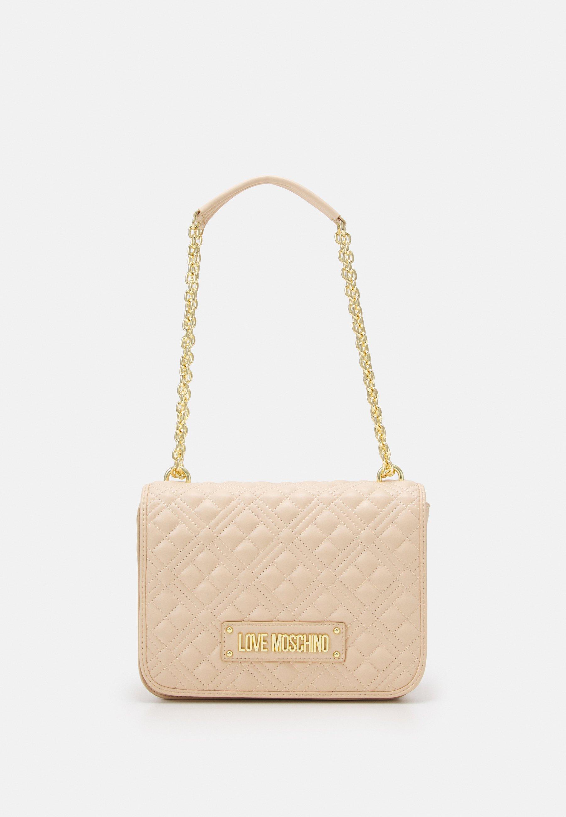 Women QUILTED SHOULDER FLAP - Handbag