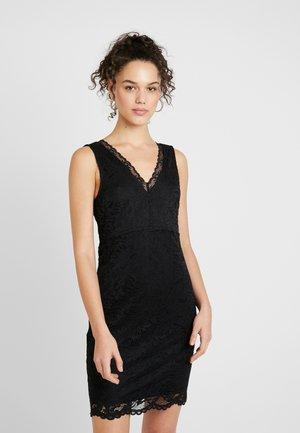 VMDORA SHORT DRESS - Juhlamekko - black