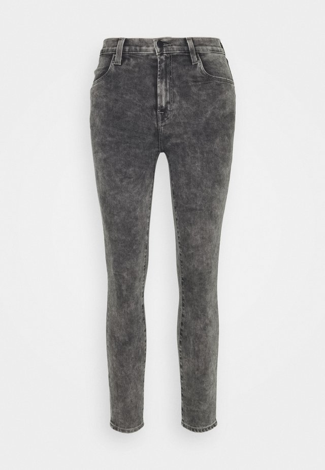 ALANA HIGH RISE CROP SKINNY - Jeans Skinny Fit - radical