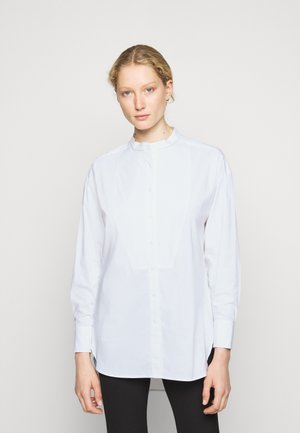 CLEMANDE FARMERS GLAM - Button-down blouse - white