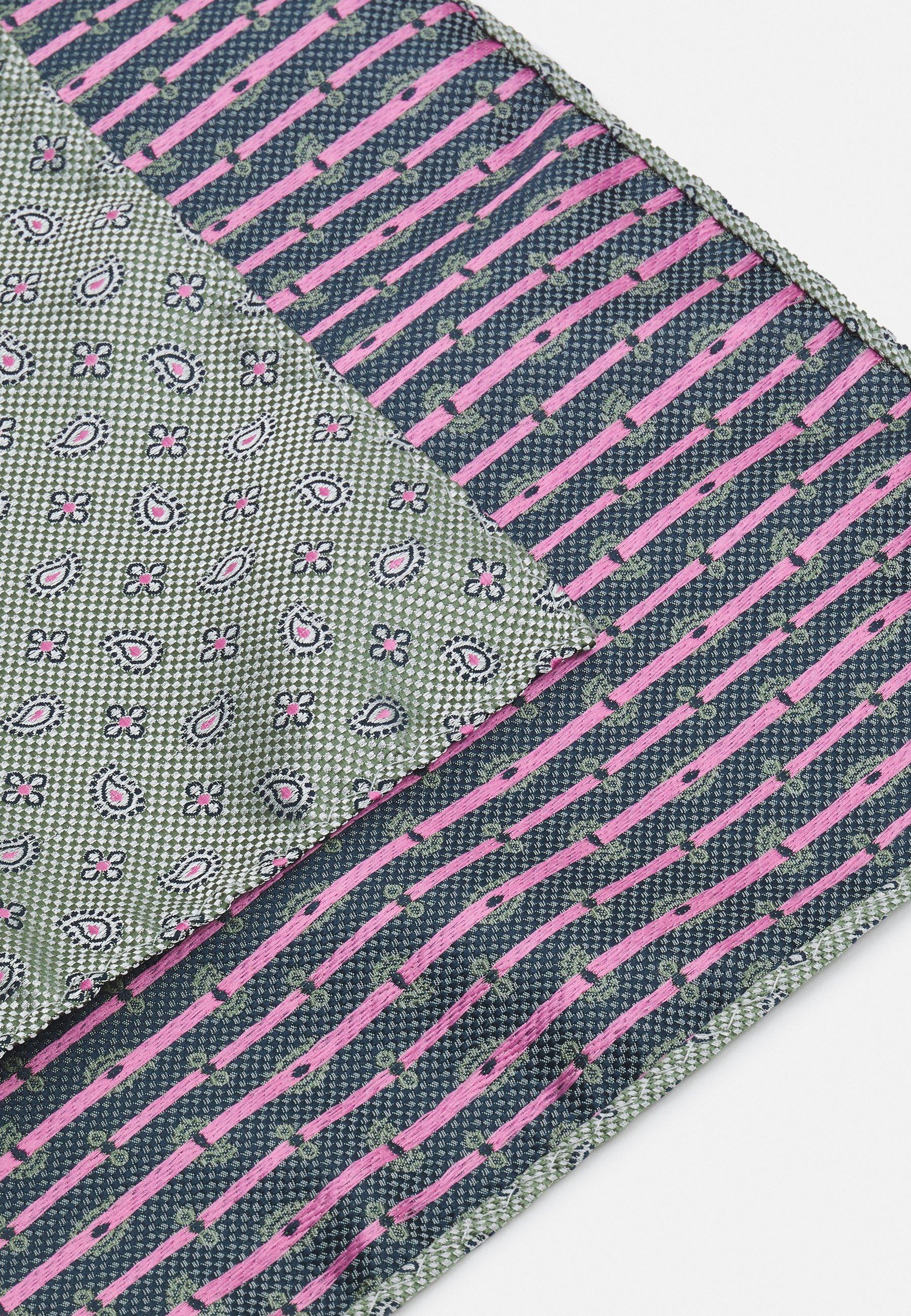 Uomo JACBO BOWTIE BOX SET - Cravatta