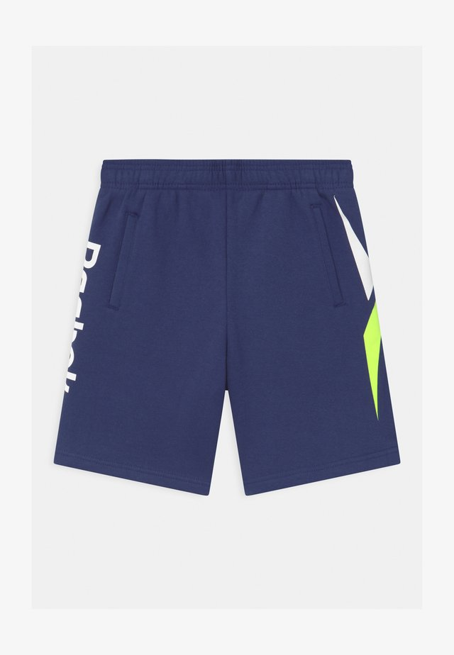 VECTOR PLACEMENT - Shorts - navy