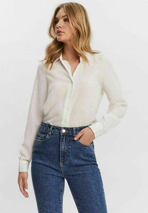 LANGÄRMELIGER - Button-down blouse - snow white