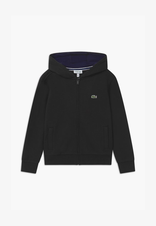 TENNIS - Sweatjakke /Træningstrøjer - black/navy blue