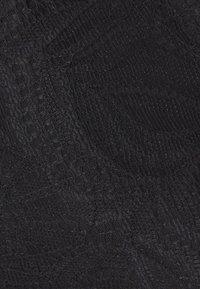 Cotton On Body - SUMMER BRALETTE - Trojúhelníková podprsenka - black - 2