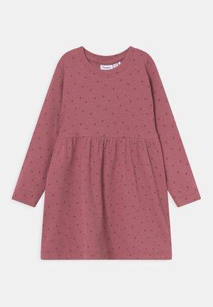 NBFLUMA DRESS  - Jersey dress - deco rose