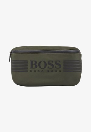 PIXEL - Bum bag - dark green
