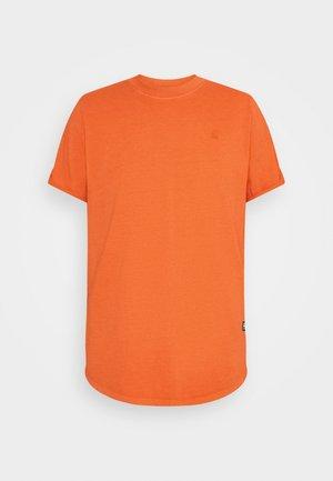 LASH  - T-shirt - bas - tangerine