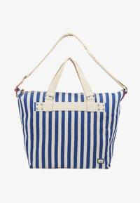 Esprit - TINA TOTE BAG - Shopping bags - bright blue - 5