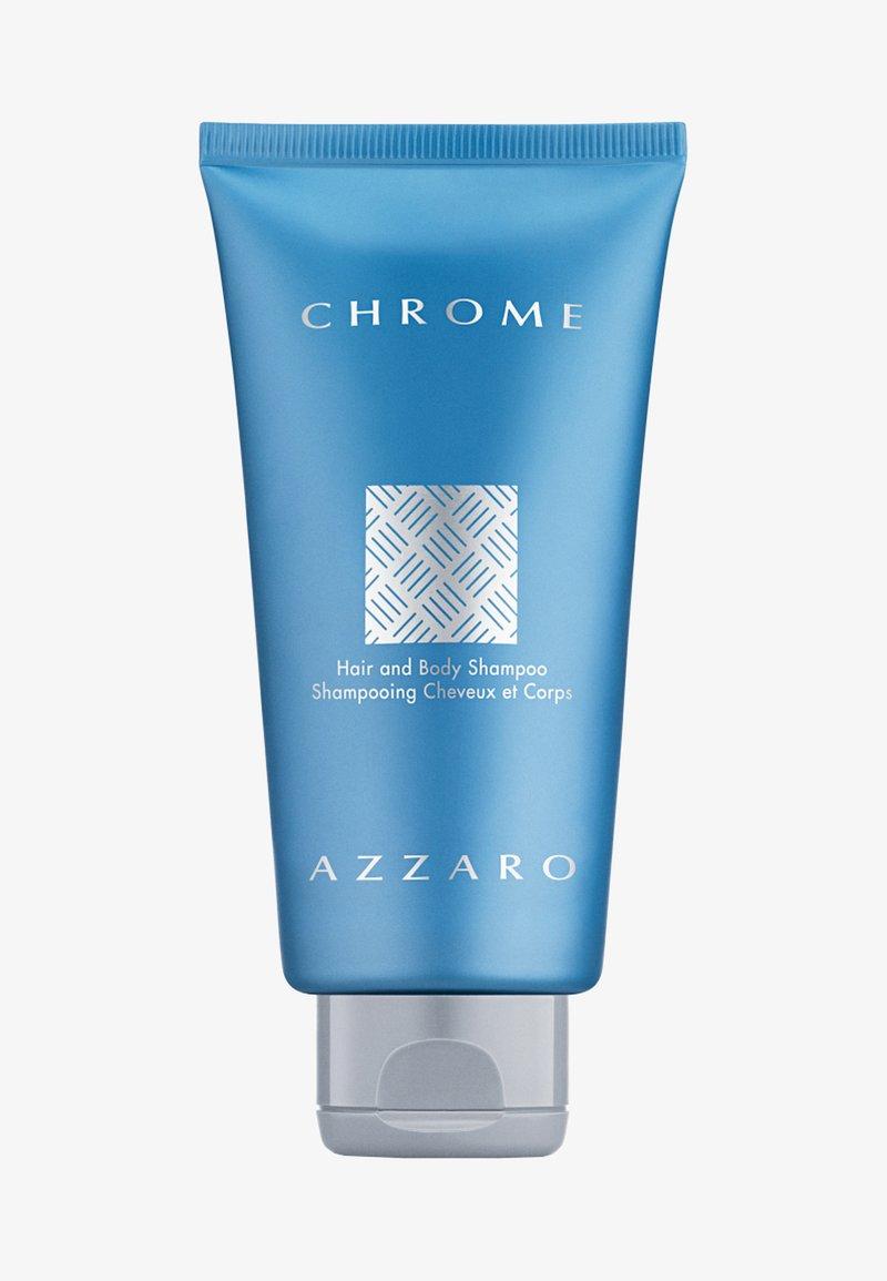 Azzaro Parfums - CHROME H&B SHAMPOO - Shampoing - -