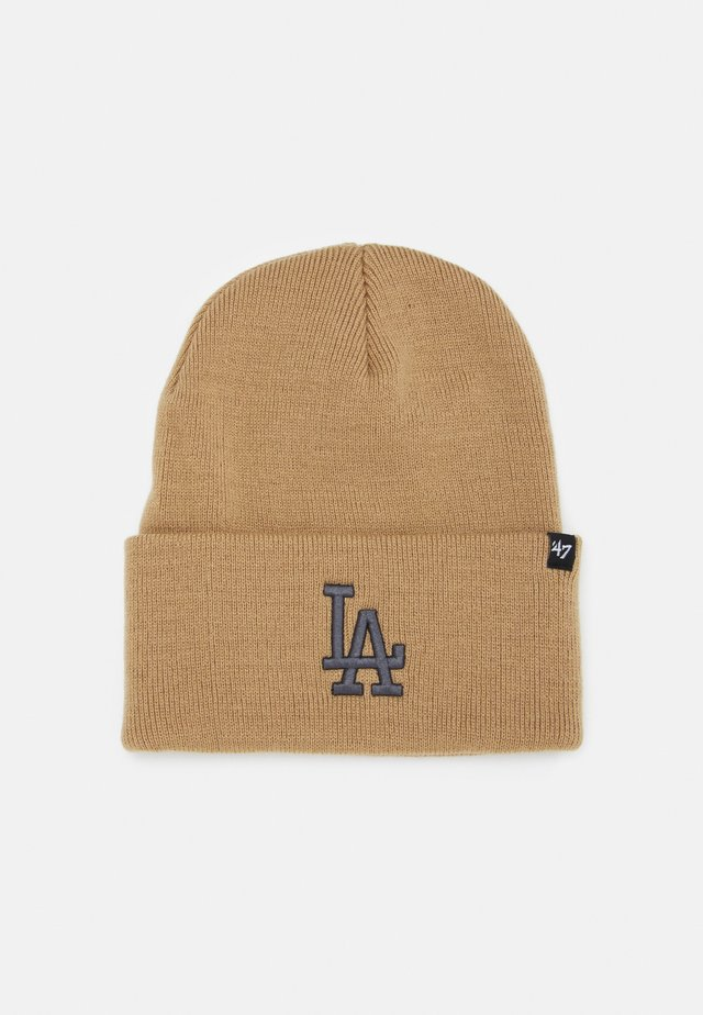 LOS ANGELES DODGERS HAYMAKER CUFF UNISEX - Pipo - khaki