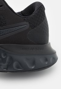 Nike Performance - RENEW RUN 2 - Neutral running shoes - black/anthracite - 5