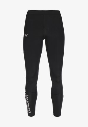 Leggings - black reflective